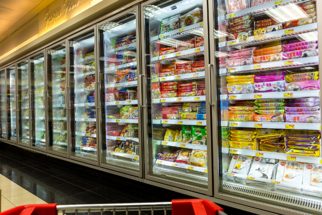 Get Your Customers Their Perishables: Frozen Food Storage Solutions